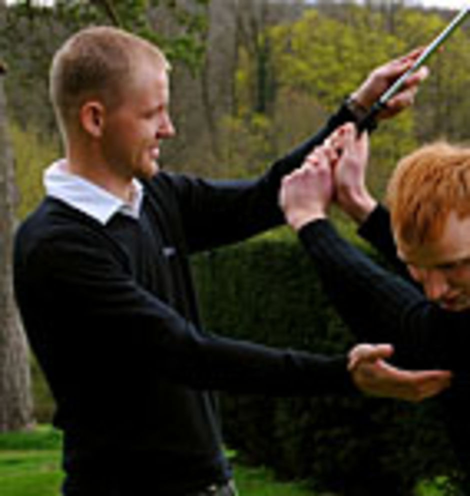 Matt Antell - Golf coach in Surrey